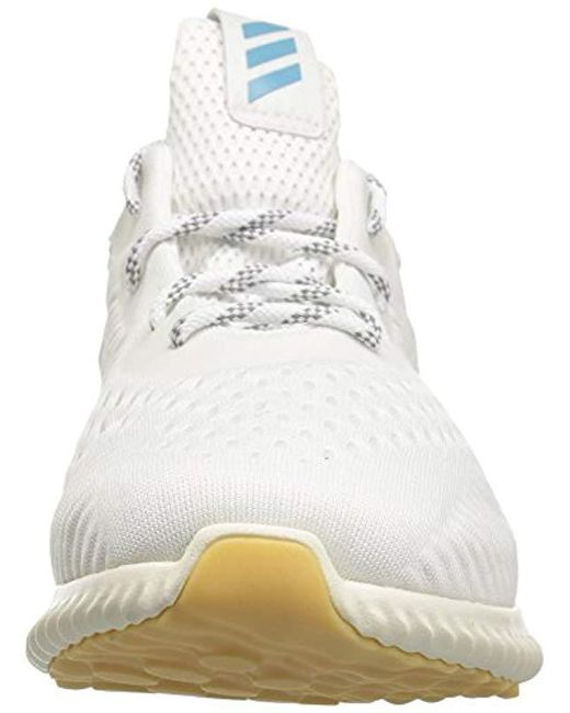 outlet store ce665 fd7df ... Adidas - White Alphabounce 1 Parley W Running Shoe - Lyst ...