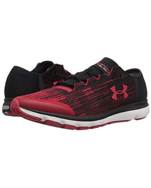 buy popular 9c60d 2ab2e Men's Speedform Velociti Graphic Running Shoe