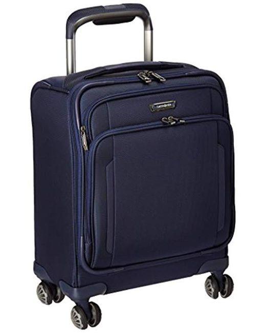Samsonite - Silhouette Xv Spinner Boarding Bag (twilight Blue) Luggage for Men - Lyst
