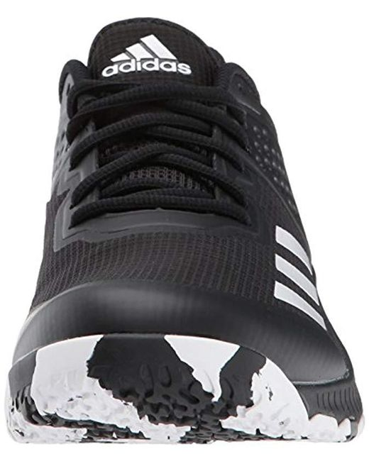 f3e076deabb8 ... Adidas - Black Crazyflight Bounce W Volleyball-shoes