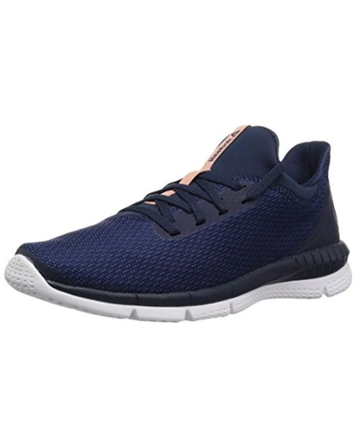 82387b71a1de02 Lyst - Reebok Print Her 2.0 Sneaker