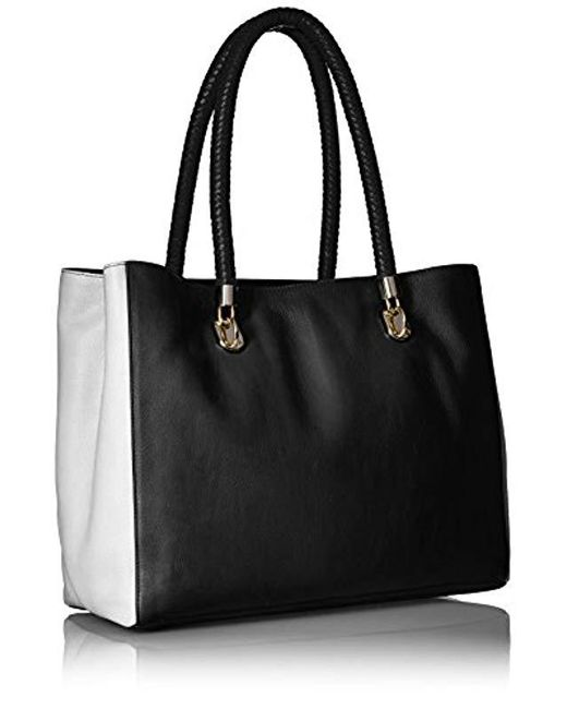 d81c48542d2 Lyst - Cole Haan Benson Tote Bag in Black - Save 46%