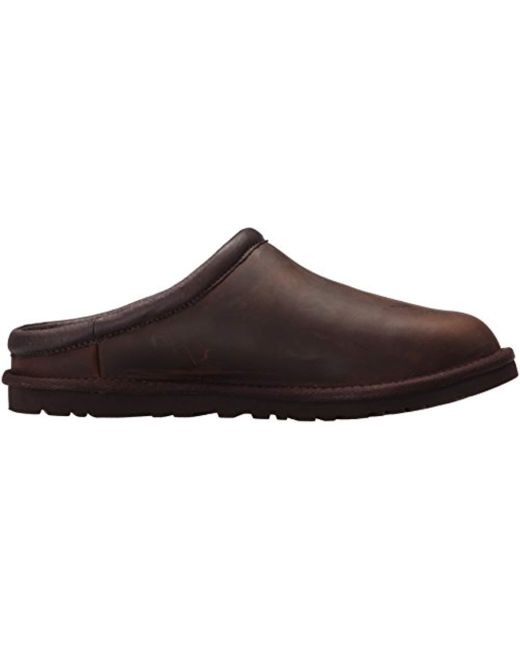 de6994c311e Men's Brown Classic Clog Mule