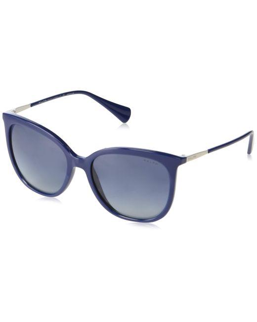 0RA5248 Montures de Lunettes Ray-Ban en coloris Blue