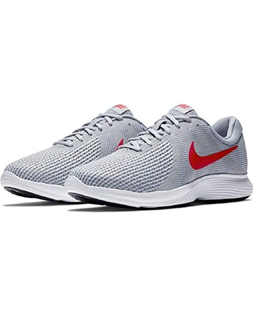 35f0f02fca7 Lyst - Nike Revolution 4 Running Shoe in Gray for Men - Save 45%