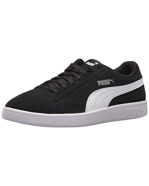 45b7646441c1 Lyst - PUMA Smash V2 Sneaker in Black for Men - Save 25.454545454545453%