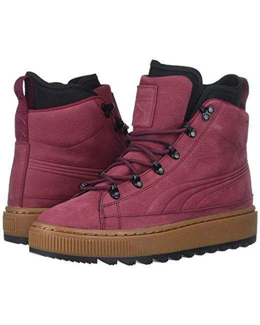 cac0ddc2bf4 Men's Red The Ren Boot Nbk Sneaker