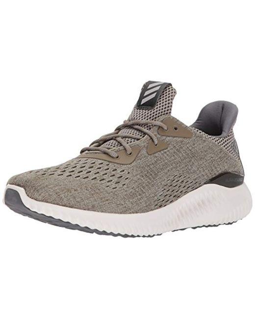 Adidas - Gray Alphabounce Hpc Ams W Running Shoe - Lyst