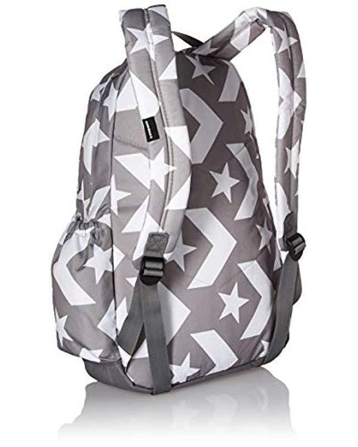 777838d64c9d ... Converse - Gray All Star Go Backpack Graphic Prints