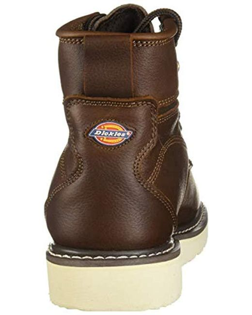 c1e97045d00 Men's Brown Cannon Soft Toe Waterproof Construction Boot