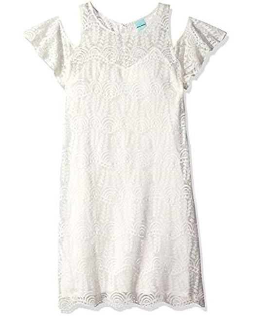 Plenty by Tracy Reese - White Dresses Kendra - Lyst