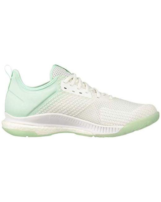 wholesale dealer 52f64 f9155 Women's White Crazyflight X 3 Parley Volleyball Shoe