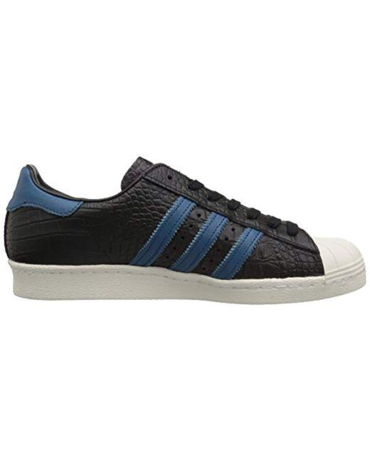 best service 9e241 17da1 Men's Superstar 80s Clean Running Shoe