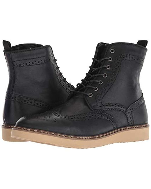 c36603a9443 Men's Black Goddard Ankle Boot