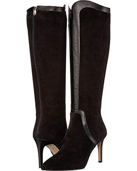 71c2779623e Adrienne Vittadini - Black Nalani Fashion Boot - Lyst ...