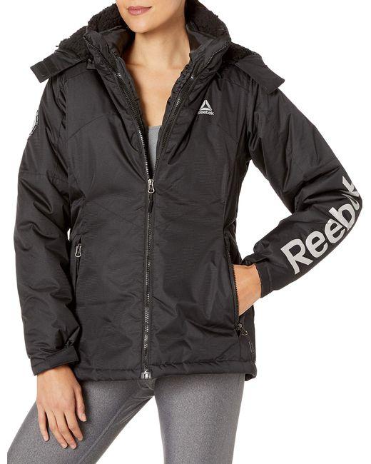 Reebok Black Active Jacket