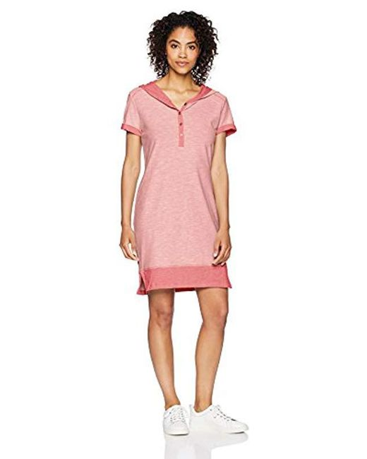 Women\'s Pink Easygoing Lite Plus Size Dress