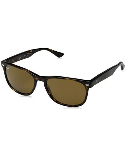 7da1011176 Lyst - Ray-Ban Rb2184 Sunglasses in Brown - Save 22%