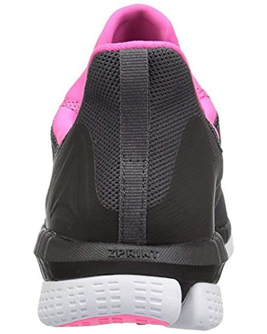 61422cf344f ... Reebok - Multicolor Print Her 2.0 Track Shoe - Lyst ...