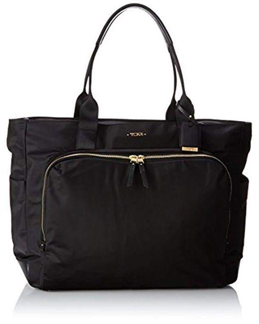 Tumi - Black - Voyageur Mansion - Madrid Duffel Bag - Shoulder Strap Tote Bag For - Lyst