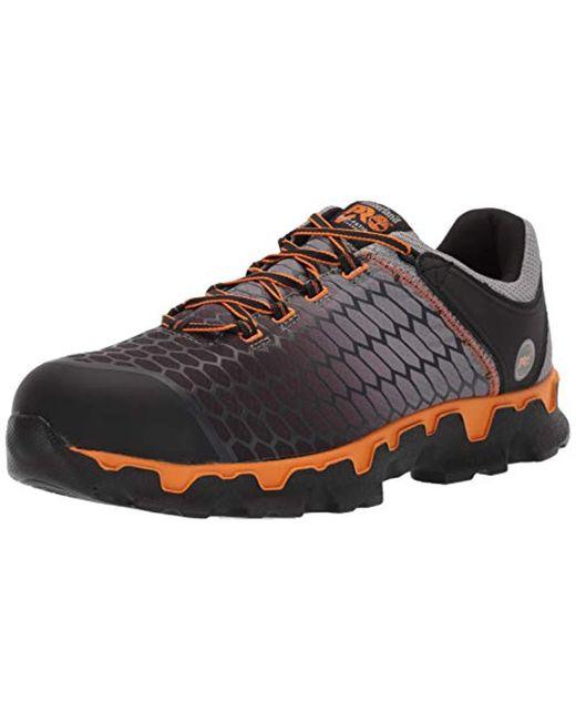 Sport Men's Gray Toe SdIndustrial Powertrain Alloy Construction Shoe And OZwPXiTlku