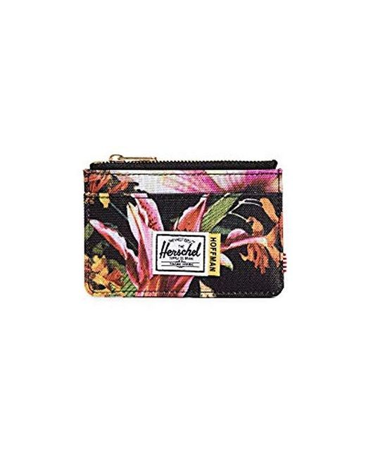 Herschel Supply Co. - Multicolor Oscar Rfid for Men - Lyst ... e4973a145a293