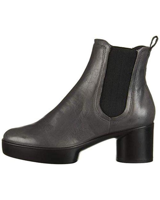 Women's Black Shape Sculpted Motion 35 Chelsea Ankle Boot