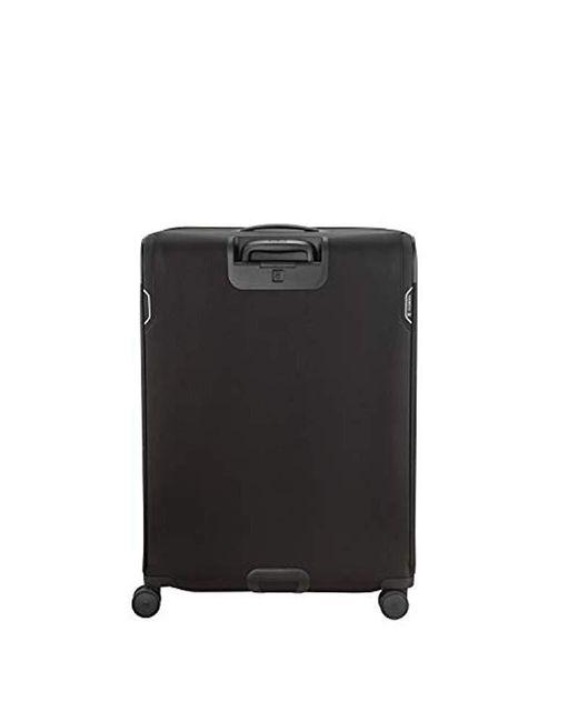 Victorinox - Black Werks Traveler 6.0 Extra-large Softside Checked Spinner Luggage for Men - Lyst