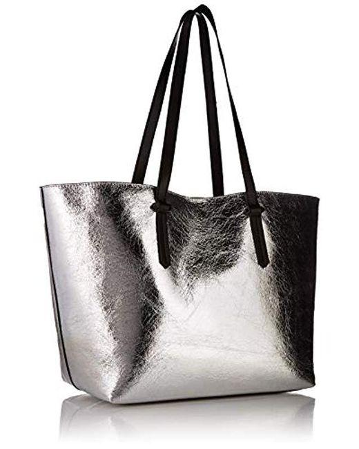 19247a60a47ea Women's Metallic Izzy-silver
