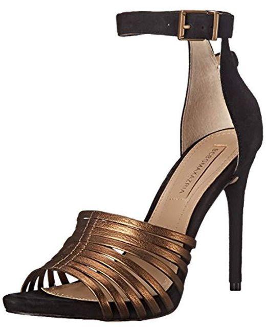 BCBGMAXAZRIA - Black Dena Dress Sandal - Lyst