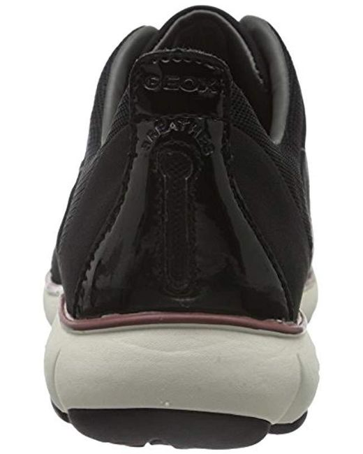 neuesten Stil neue Version große Auswahl Women's Black D Nebula G Low-top Sneakers