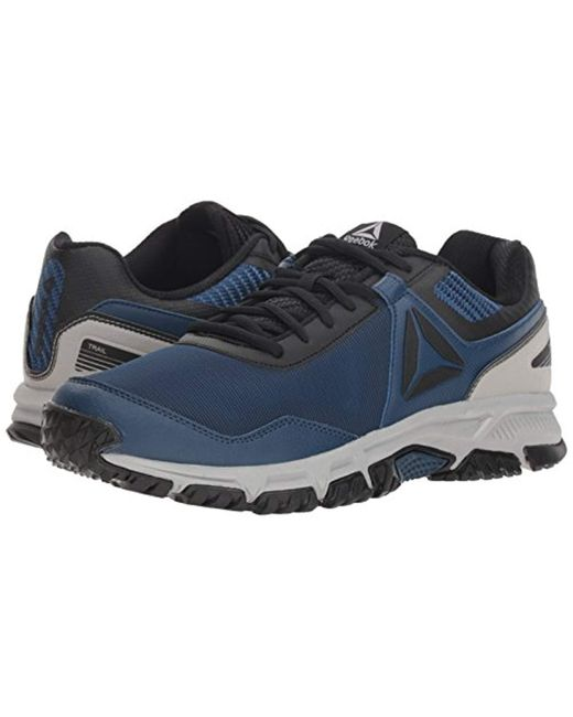 Men's Blue Ridgerider Trail 3.0 Walking Shoe