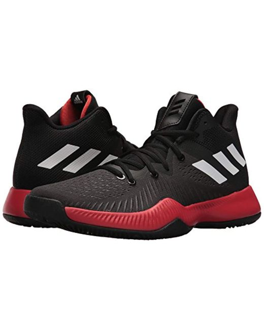 41fbce908 Lyst - adidas Mad Bounce Basketball Shoe in Black for Men - Save 39%