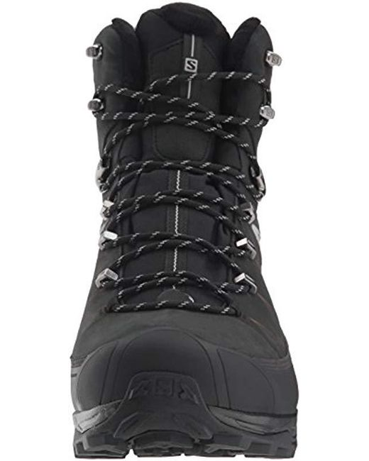 lowest price 8810a 92b32 Men's Black X Ultra Winter Cs Waterproof 2 Hiking Boot