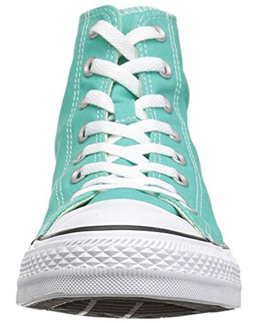 6d936cffa808 ... Converse - Blue Unisex Chuck Taylor As Specialty Hi Lace-up for Men -  Lyst ...