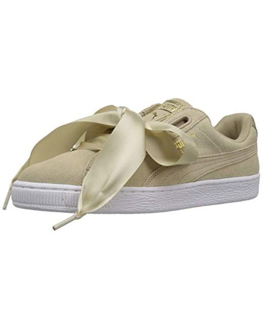 online store 63849 7342b Women's Suede Heart Safari Wn Sneaker