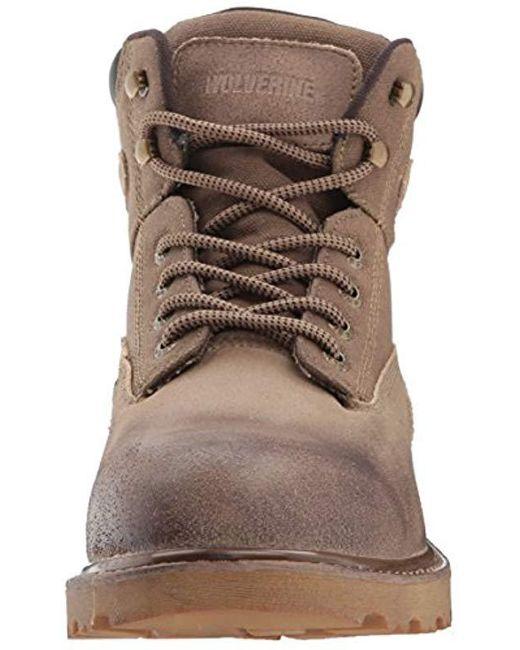 cfb3284ff55 Men's Brown Floorhand 6