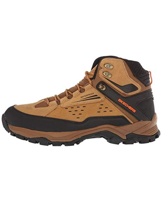 Skechers Polano norwood Hiking Boot for Men Save 32% Lyst