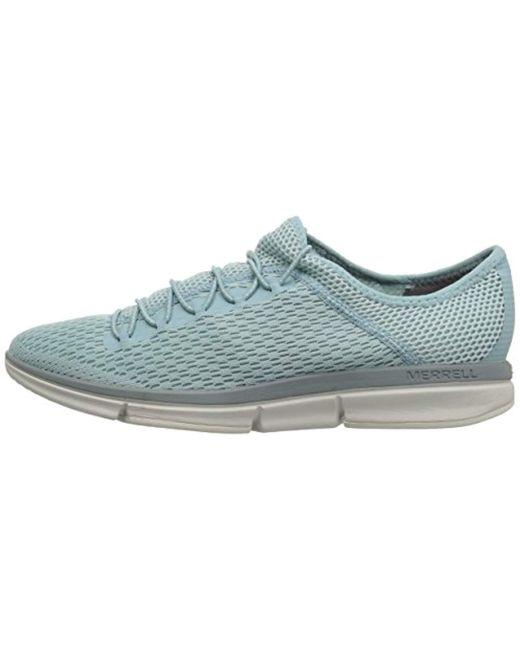 315570866ac62 Women's Blue Zoe Sojourn Lace E-mesh Q2 Sneaker