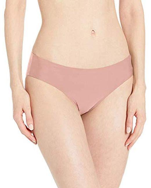 Ella Moss Pink Retro Swimsuit Bikini Bottom