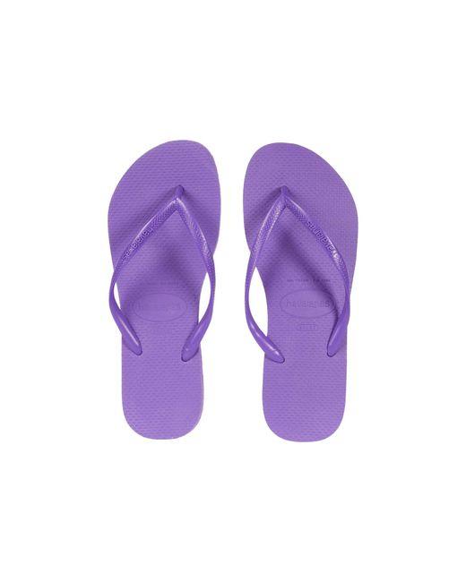 Havaianas Purple SLIM Flipflop