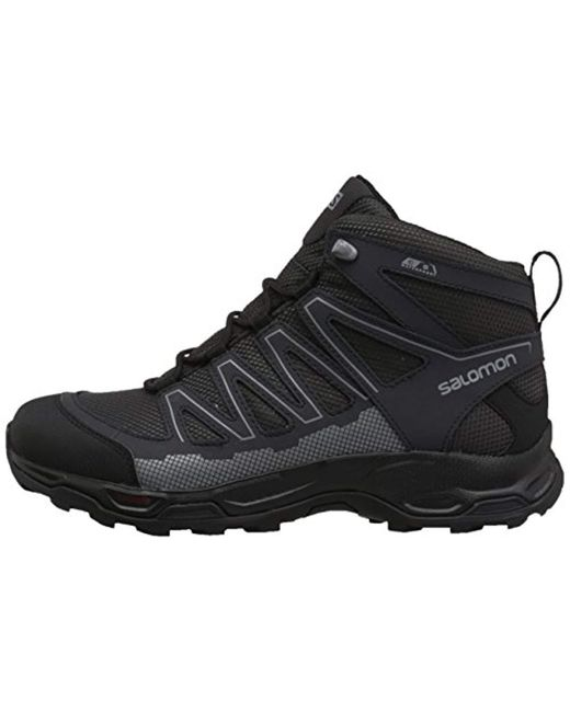 6ddccafdb48 Men's Black Pathfinder Mid Cswp M Walking Shoe