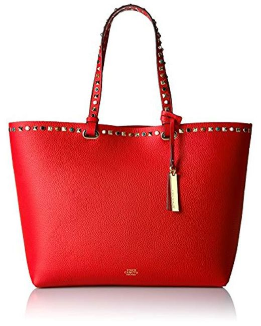 Vince Camuto - Red Tysa Tote - Lyst