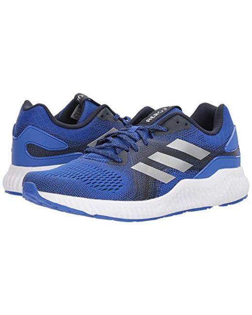 buy popular 7f3b5 f73d5 Men's Blue Aerobounce St M Running Shoe
