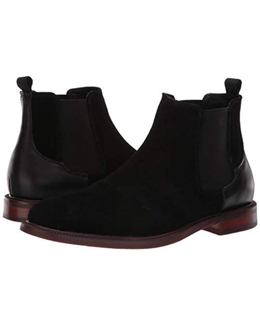 08e06c7bdfd Men's Black Carve Waterproof Chelsea Boot