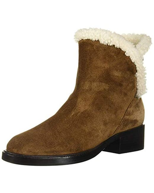Sigerson Morrison Brown Hatty Ankle Boot