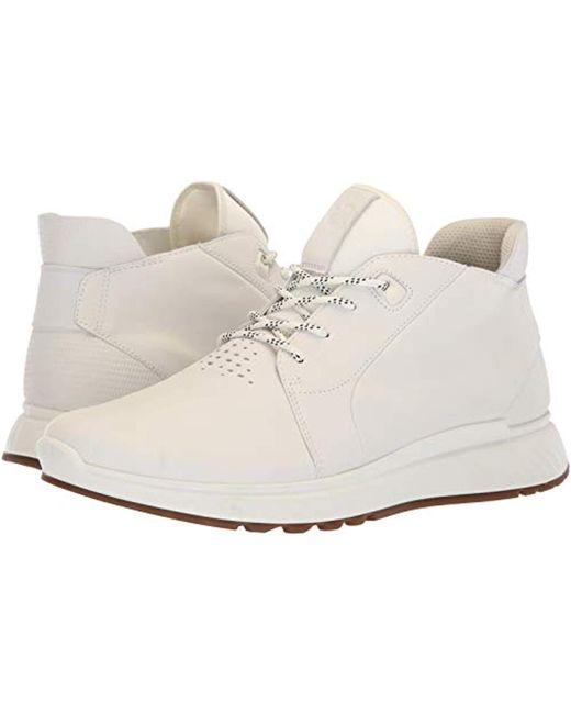 d16421413e Men's White St1 High Sneaker