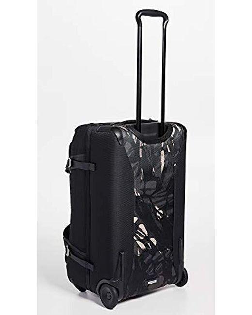 277dc492b ... Tumi - Gray Unisex Merge Wheeled Duffel Packing Case for Men - Lyst ...