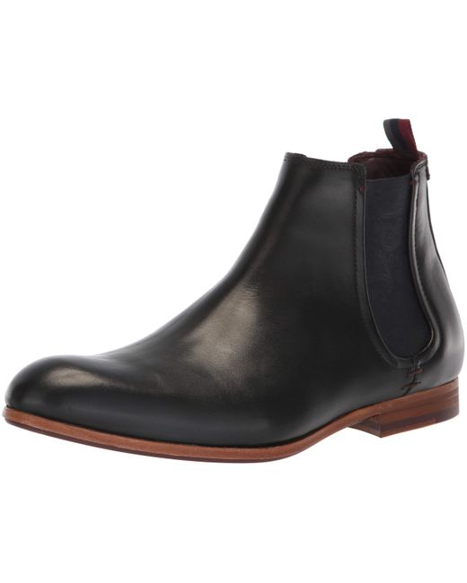 Ted Baker Leather Camheri Chelsea Boot