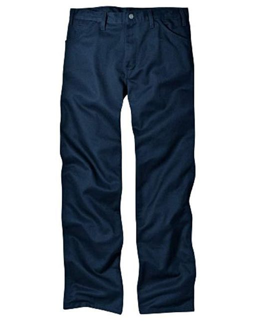 ac12342df71 Lyst - Dickies Big Regular-fit Staydark Pant in Blue for Men - Save 41%